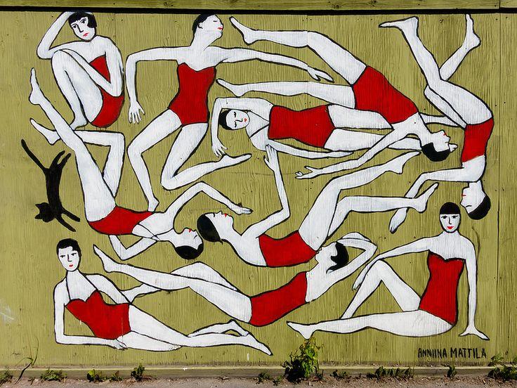 Uimarit (Swimmers)