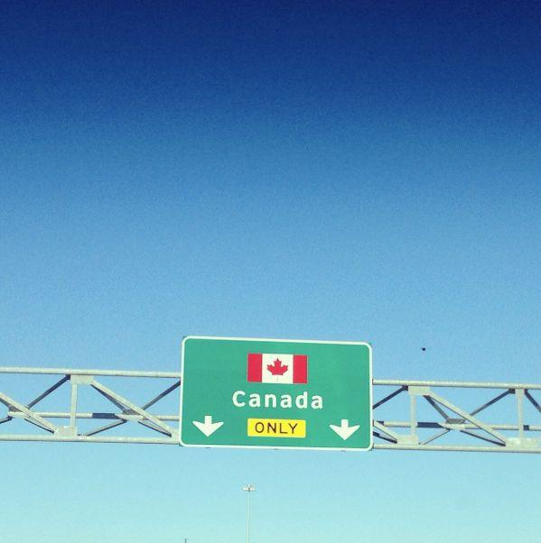 Eh, Canada!