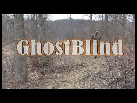 Ghostblind Mirror Ground Hunting Blind Join Me At Www