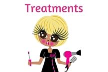 All of my treatments and services can be found here...x