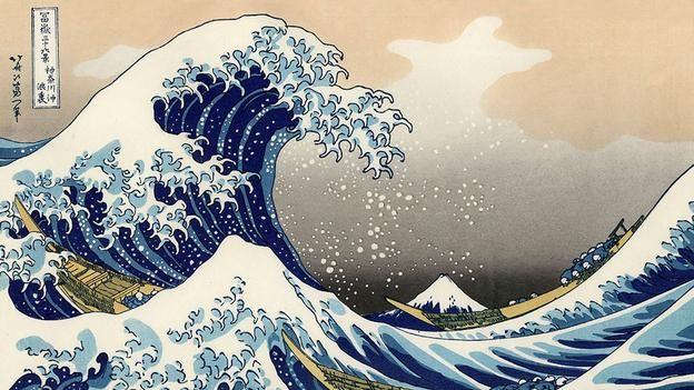Wave power (Credit: Corbis)