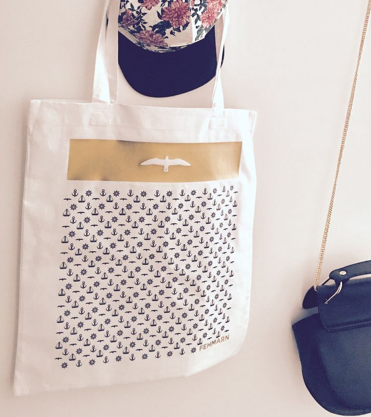 Our brand new island bag. Here it is!