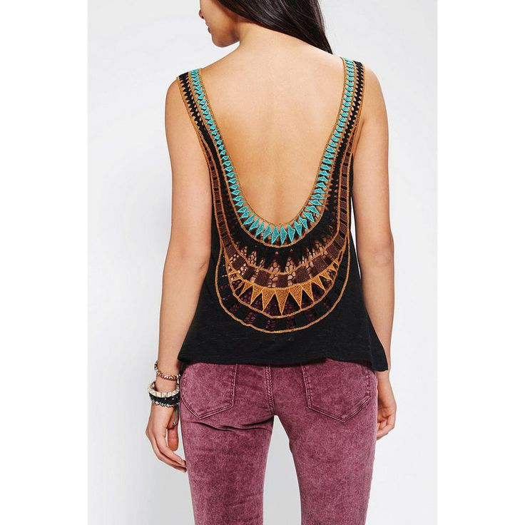 Urban Outfitters - Staring At Stars Inset Crochet- ($39.00)