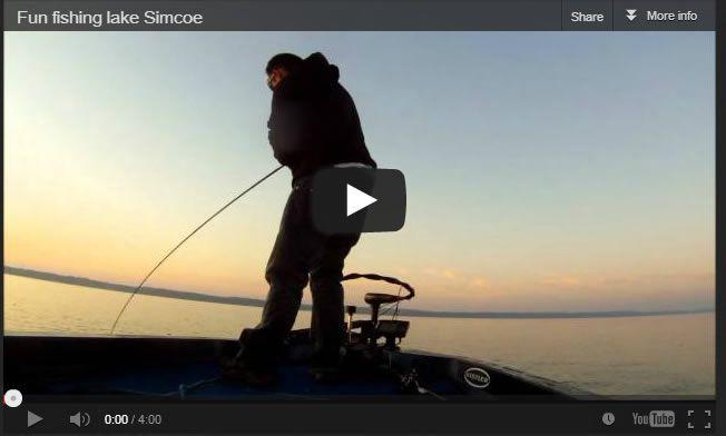 Topwater Smallies on Lake Simcoe