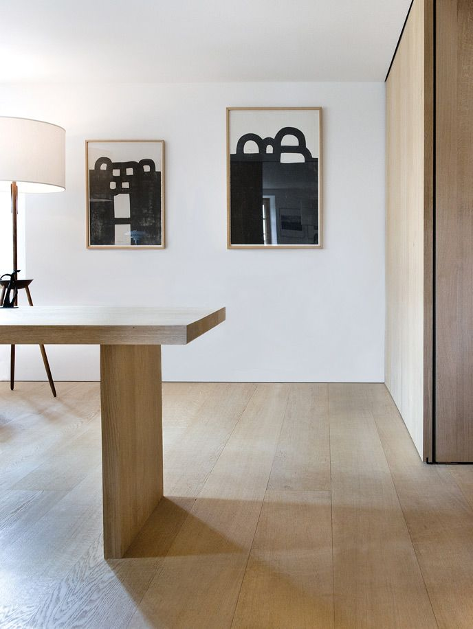 Eiken houten vloeren, inspiratie BVO Vloeren