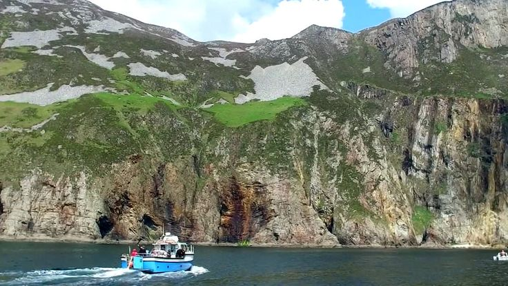 Sliabh League by Boat