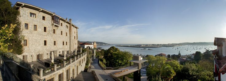 Check out our hotel review of the Paradores of Spain.