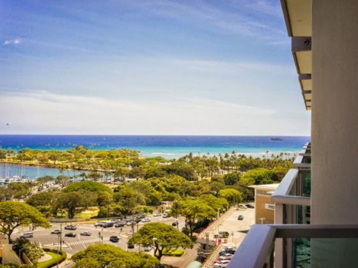 Honolulu, Hawaiian Islands, Waikiki-Honolulu Real Estate, Ala Moana Hotel-Condo For Sale