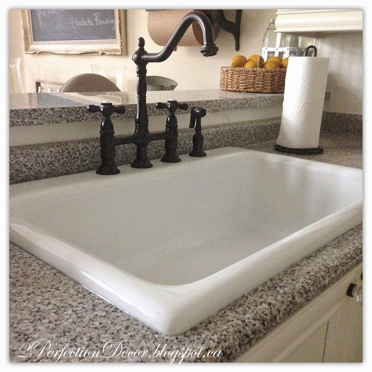 New Farmhouse Kitchen Sink Faucet