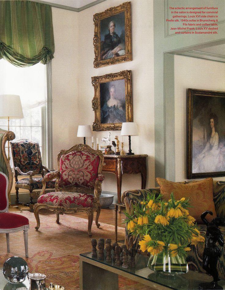 134 Best Robert Couturier Interior Design Images On Pinterest