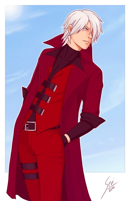 Anime Characters Born May 8 : Best dante anime ideas on pinterest characters
