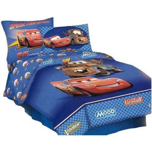 Cars The Movie Bedding Twin Sheet Set