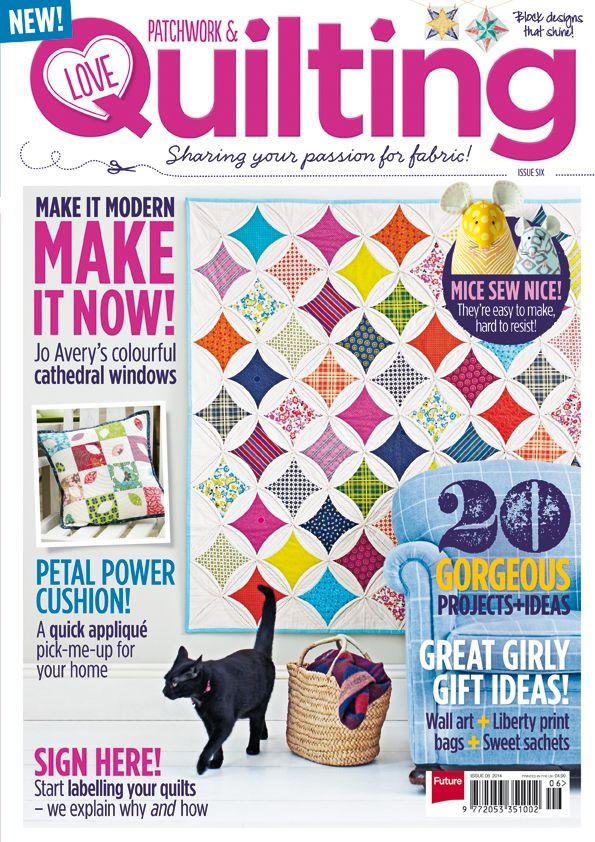 795 best To Sew — Quilts images on Pinterest | Quilt patterns ... : online quilt magazine - Adamdwight.com