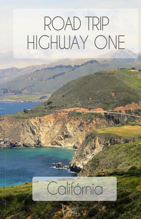 A road trip pela Highway one na Califórnia foi uma das coisas mais lindas que eu já vi na vida. A Costa do Pacífico é deslumbrante vale a pena explorar. Descubra como fazer lendo o nosso post.
