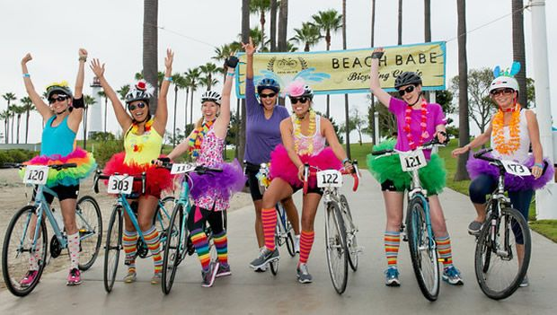 Local cycling events