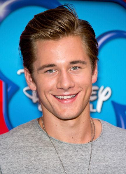 Actor Luke Benward attends a special screening of Disney Channel's 'Girl Vs…