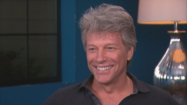 Jon Bon Jovi opened up to ET about his family life and where he's at in his relationship with former Bon Jovi band member Richie Sambora.