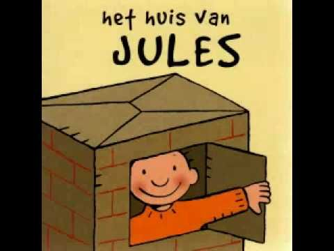 Digitaal prentenboek -> het huis van jules