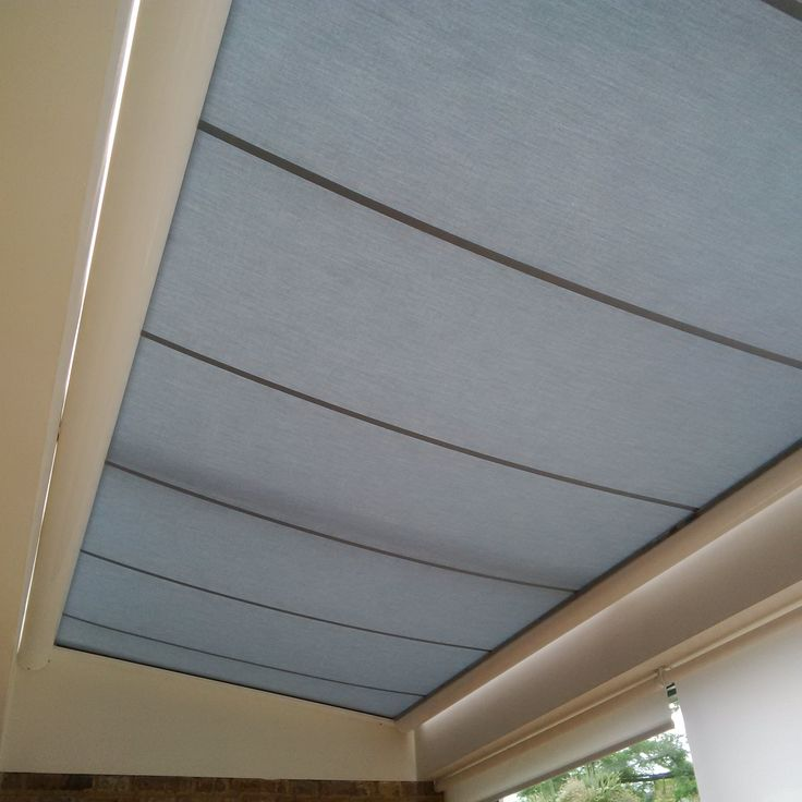 17 best images about electric blinds for roof lanterns for Motorized skylight blinds shades