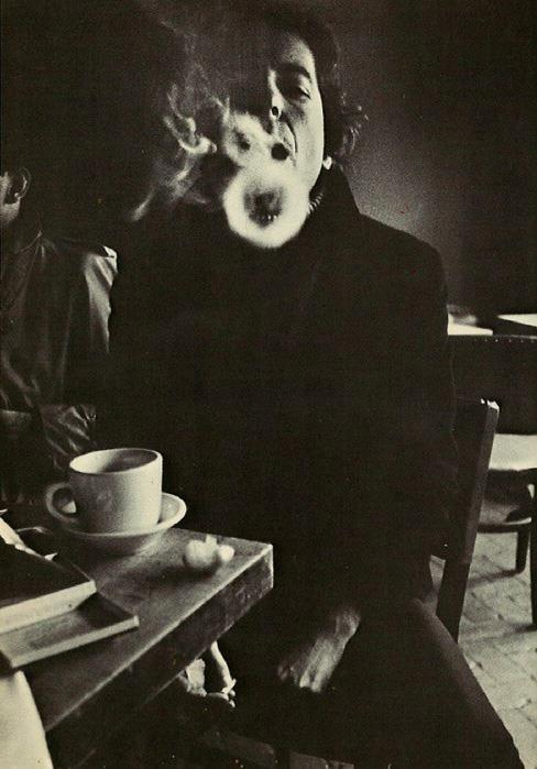/// Leonard Cohen