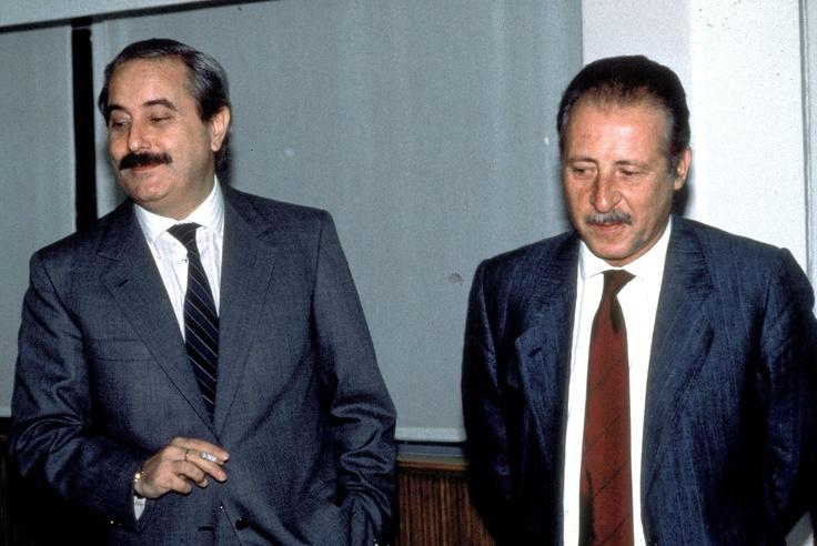 Vivessere ricorda i giudici Giovanni Falcone e Paolo Borsellino.