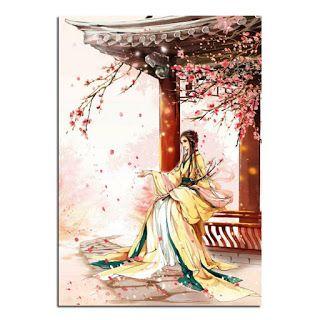 """""""Non curarti dell'abito dorato,  tientela cara la tua verde età.  Sbrìgati a cogliere il fiore sbocciato,  sfiorito il ramo se aspetti sarà.""""  DU QIUNIANG (L'abito dorato)"""