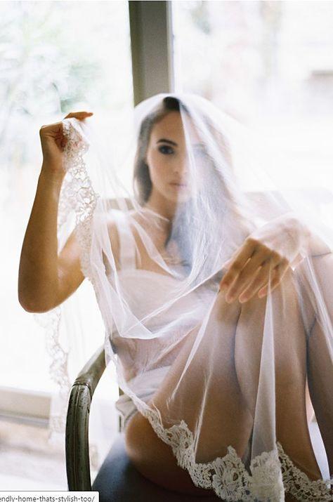 Beautiful sexy bride