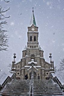 Who Stole the Kishka?: A Visit to Zakopane.