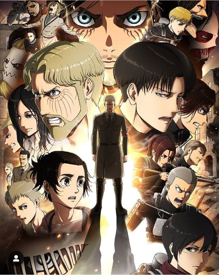 Maybe this is the official aot season 4 😶 in 2020 Attack