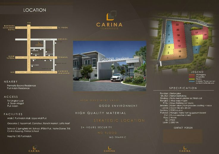 Rumah mewah harga murah 2 lantai townhouse di Cengkareng Jakarta Barat