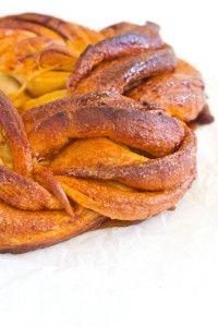 Recept kaneel vlecht brood @ Es-factory.nl (Durch)