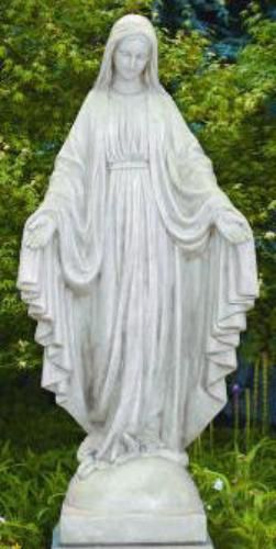 Blessed Mother Mary Life Size Sculpture Outdoor