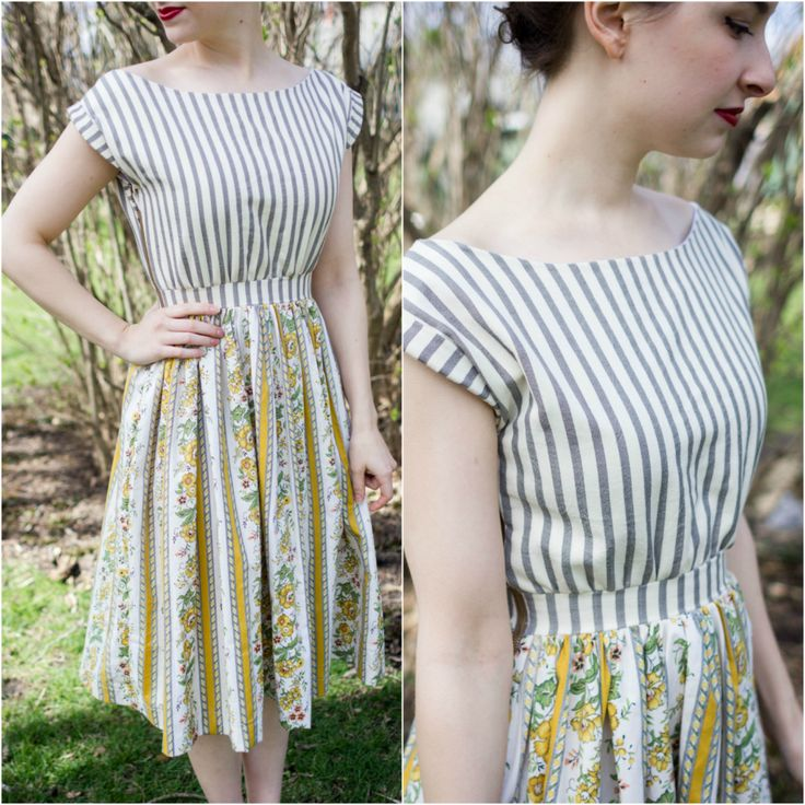 20 Gorgeous Free Sewing Patterns for Dresses 3