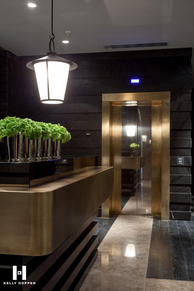 Kelly Hoppen for Yoo Ltd @ Barkli Virgin House, Moscow, Russia. www.kellyhoppen.com