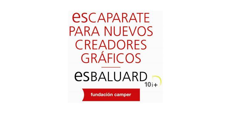 Mostrador de nous creadors gràfics - Es Baluard + Fundació Camper