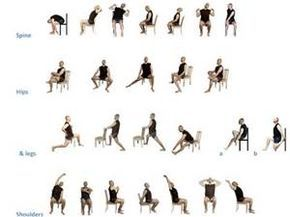 printable Chair Exercises For Seniors - Bing Images More