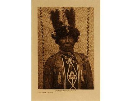 Cowichan warrior   1912