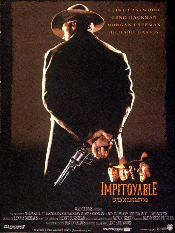 Redécouvrez la bande-annonce du film Impitoyable ponctuée des secrets de tournage et d'anecdotes sur celui-ci. ☞ Impitoyable ou Impardonnable au Québec (Un