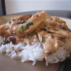 ... my favourite recipes! Thai Chicken with Basil Stir Fry Allrecipes.com