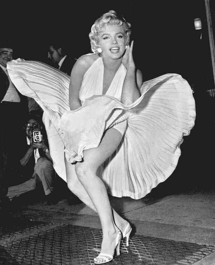 Favourite picture of Marilyn Monroe