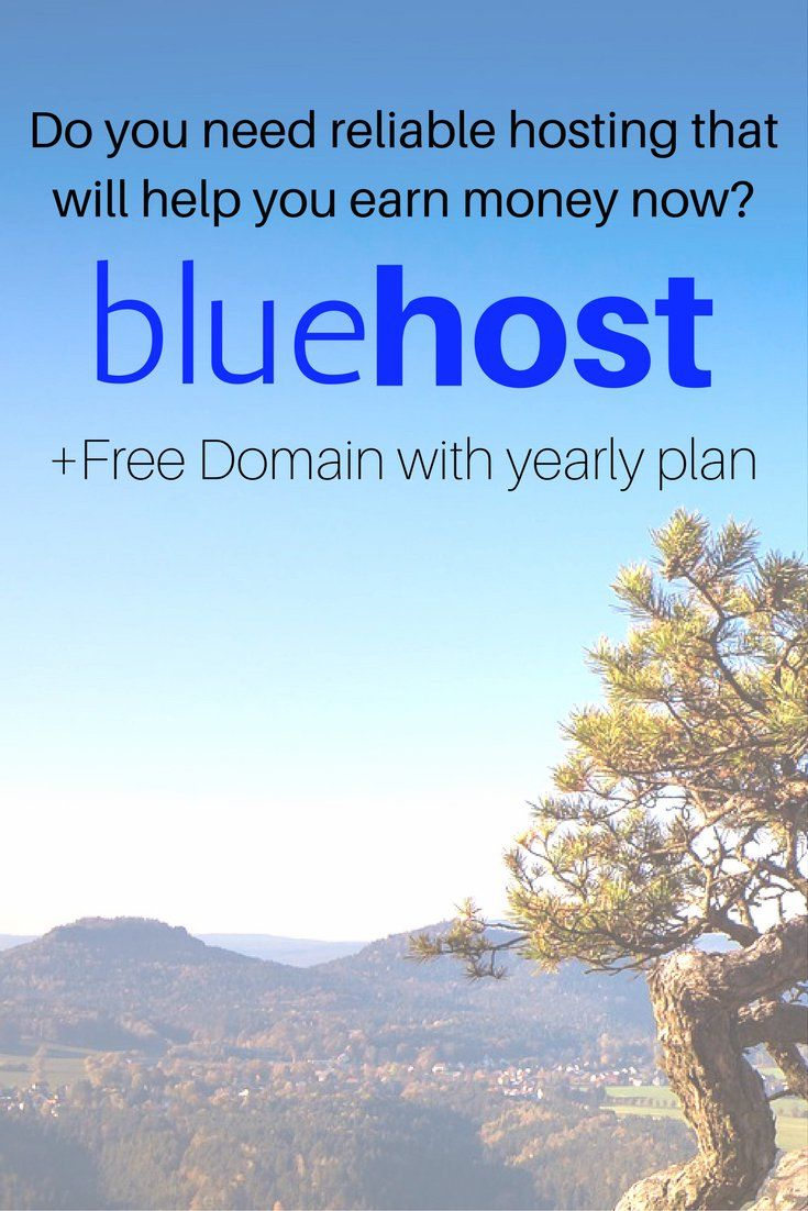 Bluehost has treated me so well for the last few years. I'll never switch back to any other host provider. Check them out if you've been struggling for a good company. they provide great customer service, and free access to wordpress! #bloglife #blogger #wah #afflink