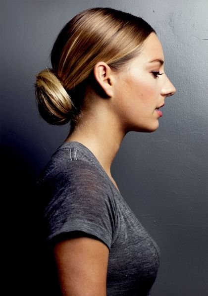 best hair bun styles 17 best ideas about low bun tutorials on 9023