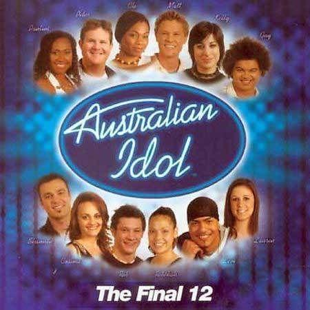 AUSTRALIAN IDOL THE FINAL 12 *** CD *** guy sebastian shannon noll paulini