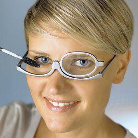 Купить товар2014 бразилия горячая распродажа мода женщин косметическая очки , составляющие очки для чтения в категории Очки для чтенияна AliExpress.             2014 Бразилия Горячие продажи Женская мода Косметички очки делает до очки для чтения