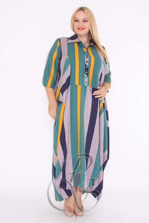 Платья для полных женщин в стиле бохо итальянского бренда Boho Style. Зима 2015-2016