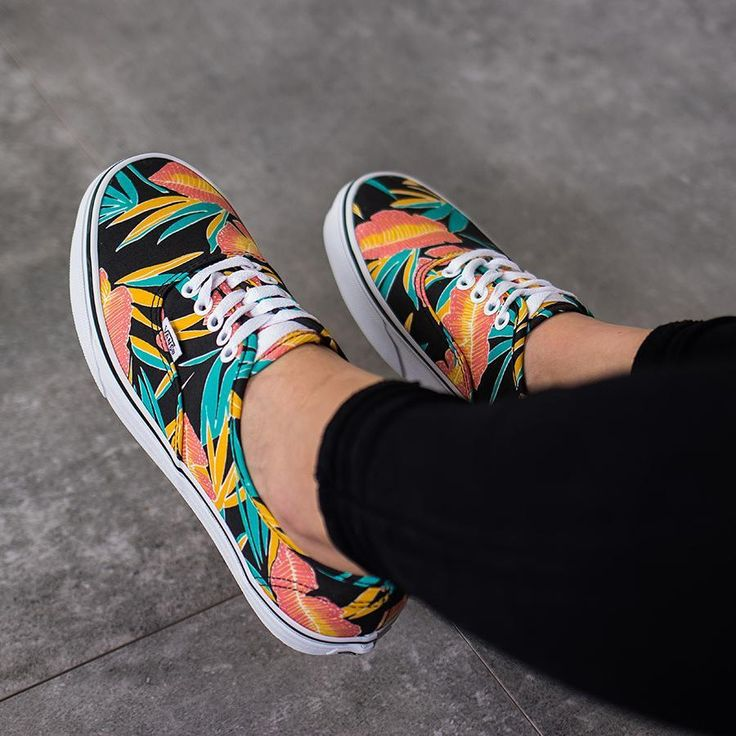 VANS TROPICAL AUTHENTIC SHOES