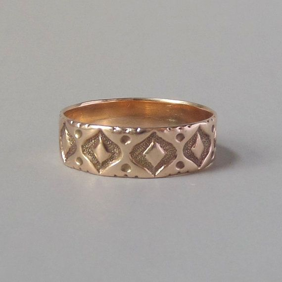 39 best Victorian Gold Cigar Band Rings images on Pinterest