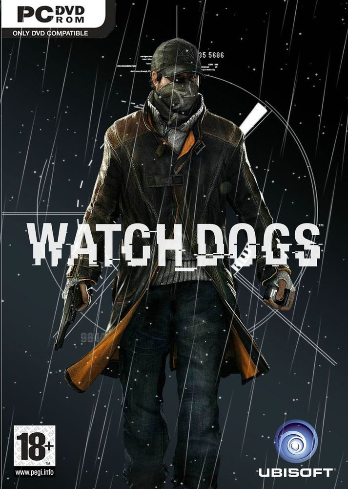 Watch Dogs PC - Uplay product Key
