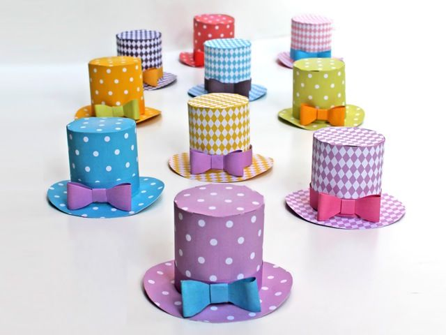 paper top hat I just love crafting up these cute little top hats you can make them in just an hour or two lets take a look at how to design a digital, hybrid top hat and the next time, we'll do.