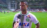src=Xhttp://s03.video.glbimg.com/180x108/5221206.jpg> [ɢʟᴏʙᴏ]http://bit.ly/2b9N0Hb - Bruno Rangel diz que gols tomados no primeiro tempo complicaram estratégia da Chapecoense